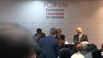 Forum Democracia e Liberdade de Expressão com : DEP. FEDERAL ANTONIO PALOCCI 1