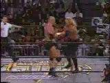 WCW Halloween Havoc 99 DDP vs Goldberg