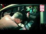 Manabu 'Max' Orido Uji Lamborghini Gallardo GT3 di Sentul