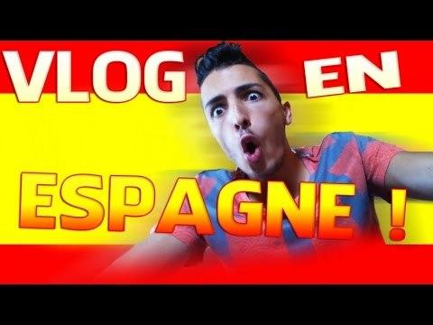 TOONY - Petit Vlog d'Espagne