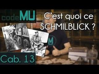 """CAMU #13 - C'est quoi ce """"schmilblick"""" ?"""
