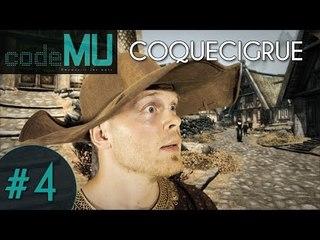 Code MU #4 - COQUECIGRUE