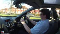 LDC driving lesson 9 Roundabouts & mini roundabouts - key learning points -