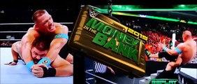 WWE Money In the Bank John Cena STF KEVIN OWENS - Kevin Owens Injurs John Cena REVIEW