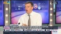 Nicolas Doze: La sortie de la Grèce de la zone euro demeure encore incertaine - 15/06