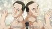 Nicolas Sarkozy et Silvio Berlusconi en couple dans un anime japonais !