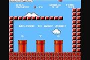 Super Mario Bros. Crossover Bill Speed Run