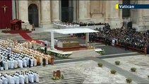 Relics of St. Peter: Pope Francis displays Apostle Peter's bones in public for the very first time