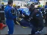 DTM Crash - Norisring 2005 - Rinaldo Capello + Marcel Fässler