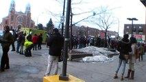 Manifestation annuelle contre la brutalité policière, 15 mars 2014 (Montréal)