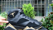 """Authentic Air Jordan 7 Retro """"Gold Medal""""  Review From gogoyeezy.ru"""