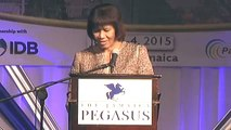 PM Portia Simpson Miller Speech