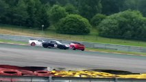 Spa Francorchamps Crashes and Action - Various stuff from 2013