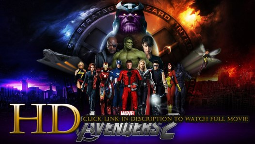 Avengers 2 Age Of Ultron Stream