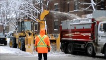 MONTREAL QC SNOW REMOVAL ACTION