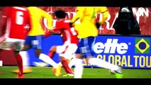 Neymar Jr TOP 15 Skills Season 2015 FULL HD - Dribling Goal and Skills