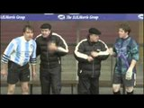 Managerial Tatics | Chewin' the Fat | The Scottish Comedy Channel