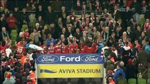 Sligo Rovers v Shamrock Rovers - FAI Cup Final 2010 Trophy Presentation