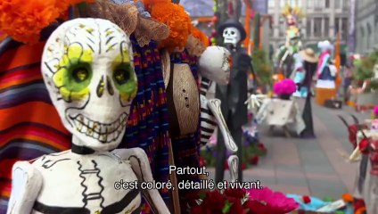 007 Spectre : coulisses de la scène d'ouverture au Mexique
