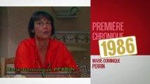 1986 - La première chronique de Marie-Dominique Perrin