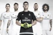 Casillas capitanea el anuncio de la nueva equipación