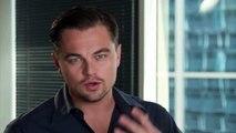 Leonardo DiCaprio on Jordan Belfort - The Wolf of Wall Street