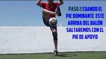 Homie Touzani Around The World (HTATW)   Trucos FREESTYLE FOOTBALL para principiantes   TUTORIAL