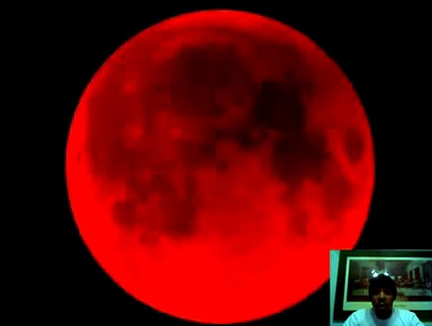 A DREAM FROM THE LORD 1-26-13 BLOOD MOON GREAT & TERRIBLE DAY OF THE LORD COMING SOON
