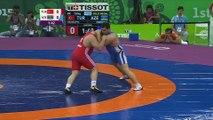 Riza Kayaalp grabs Greco-Roman Gold for Turkey | Wrestling | Baku 2015 European Games