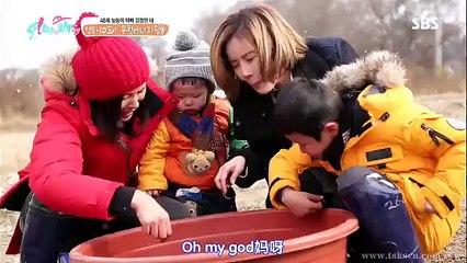 Oh My Baby 20150110 Ep47 泰琳跆拳道課堂 爸爸牽紅線 Part 1