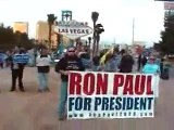 Ron Paul Las Vegas March Paul A Palooza