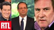 [Laurent Gerra] L'entretien téléphonique entre Gérard Depardieu et François Hollande