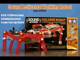 Sound Activated Robot