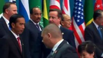 Narendra Modi meets world leaders at G20 Summit in Brisbane