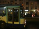 In the memory of 1068, one of the best trackless trolley in Riga