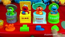 Cookie Monster Singing Pop Up Pals Toy Elmo Ernie Oscar The Muppets Interactive Sesame Street Toys
