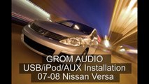 GROM USB iPod Bluetooth Adapter Interface Installation for