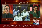 Dr Shahid Masood Response On Farhatullah Babar Statement in Senate