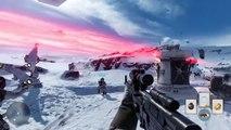 Star Wars Battlefront (XBOXONE) - 30 secondes de gameplay