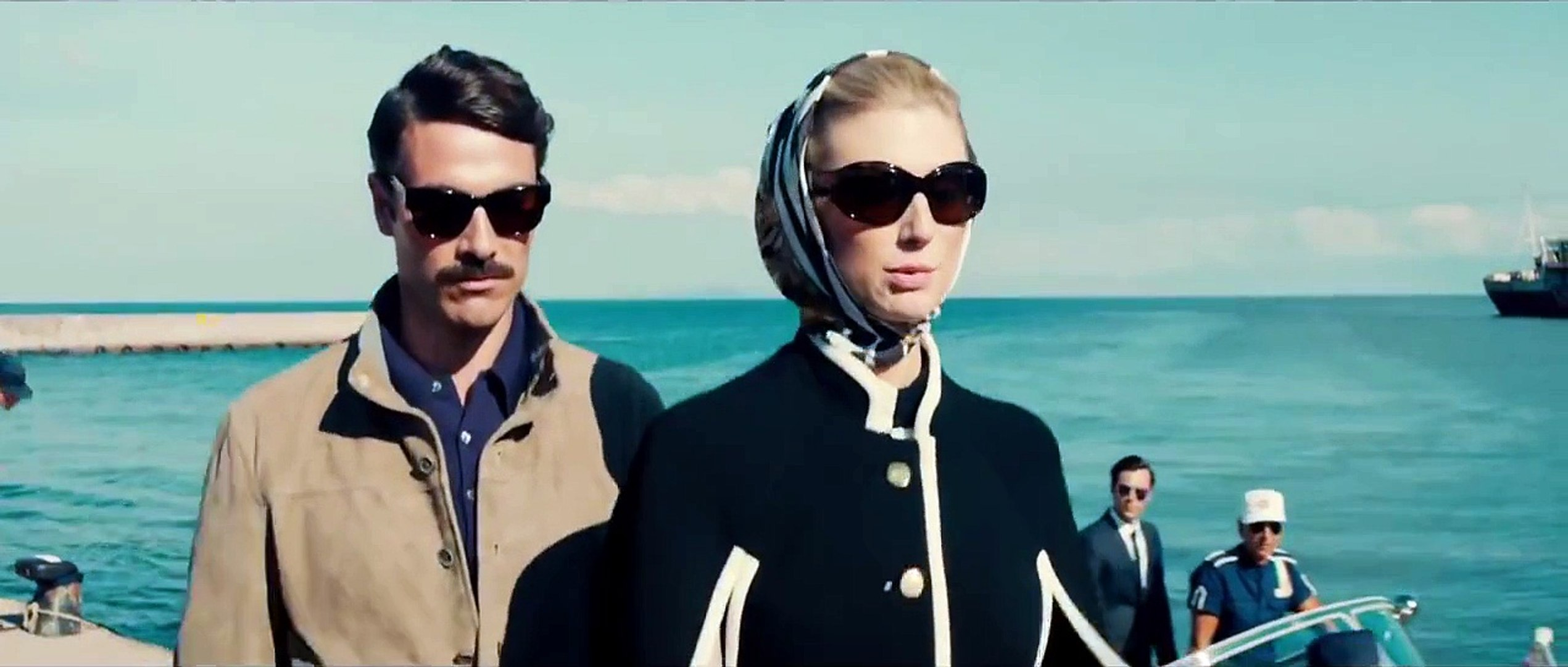 ▶ The Man From U.N.C.L.E. Official Trailer #2 (2015) – Henry Cavill, Armie Hammer Spy Movie HD - new