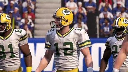 Madden NFL 16 _ Official E3 Gameplay Trailer _ PS4_ Xbox One de Madden NFL 16