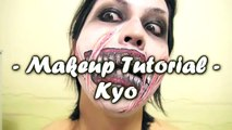 「Dir En Grey」京メイク方法(化粧)Kyo Makeup Tutorial