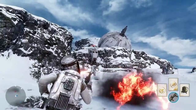 Star Wars Battlefront 3 - Bande-annonce de gameplay E3 2015