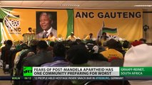 South Africa Evacuation Plan: White Afrikaner Group Fears Genocide upon Mandela's Death