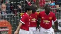 Manchester United Legends vs Bayern Munich Legends 4 2 All Goals and Highlights Friendly Match 2015