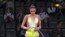 Mundial Rítmica 2011. Final Aro (7/9) Evgenia Kanaeva