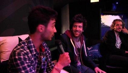 Constantin, jeune producteur, sur son métier (La Factory à Cannes - Interview intégrale)