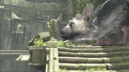 THE LAST GUARDIAN - Official Trailer E3 2015 [HD]