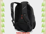 SwissGear Laptop Computer Backpack SA3253 (Black/Grey) Fits Most 15 Inch Laptops