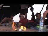 MARATHON DES SABLES 2015 - Jour 2 : Le Marathon des Sables n'a pas d'âges !